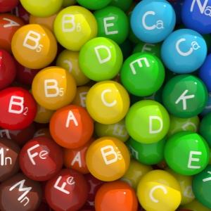 Многообразие витаминов