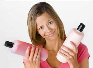 Как влияет шампунь на объем волос
