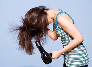 Как сделать укладку для объема волос