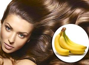 Как приготовить маску для роста волос с помощью морской соли и банана