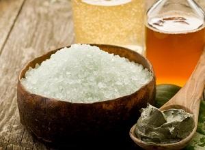 Как приготовить регенерирующую маску для волос с солью?