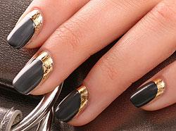 гламурные ногти