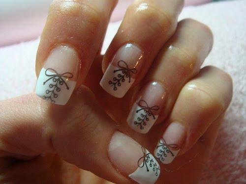 Креативный дизайн ногтей фото