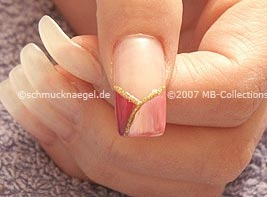 стразы на ногтях