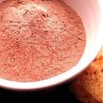 Маска для рук с розовой глиной