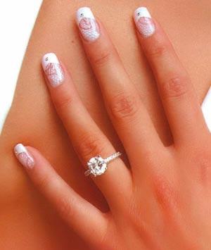 ногти невесты