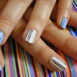 nail-design-lines