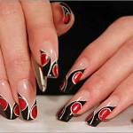 red_nautical_nail_artt (18)