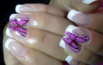 Ногти китайская роспись дизайн