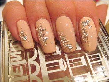 Дизайн ногтей с бульонками - Ланита