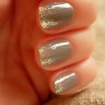 Дизайн ногтей с золотом: идеи + уроки