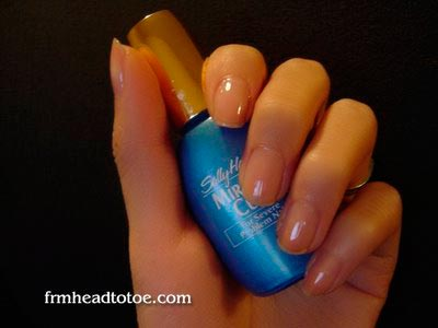 дизайн ногтей золото