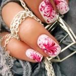 Красивые короткие ногти — 10 идей