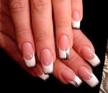Дизайн ногтей кому за 50