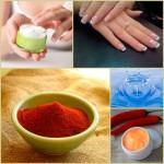 Фото рецепт маски для ногтей с перцем