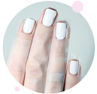 дизайн ногтей лаком