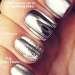 Идеи создания эффектных зеркальных ногтей