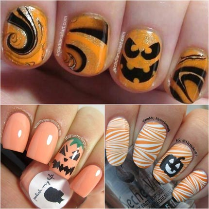 рисунки на Хэллоуин