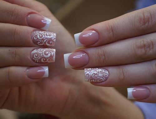 узоры на ногтях