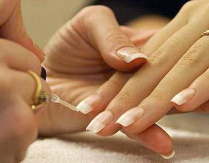 натуральные ногти