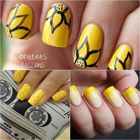 желтый лак