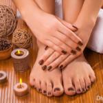 Как устранить сухость кожи пальцев рук?