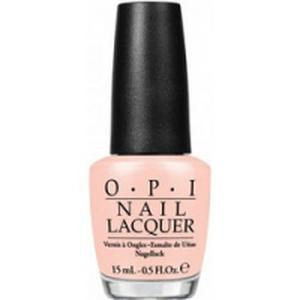 OPI SoftShades Pastel Stop It I Am Blushing - Лак для ногтей, 15 мл