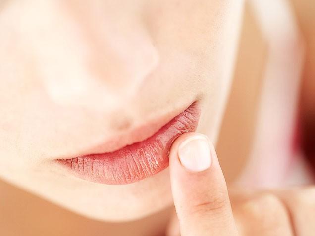 глицериновый пилинг для губ