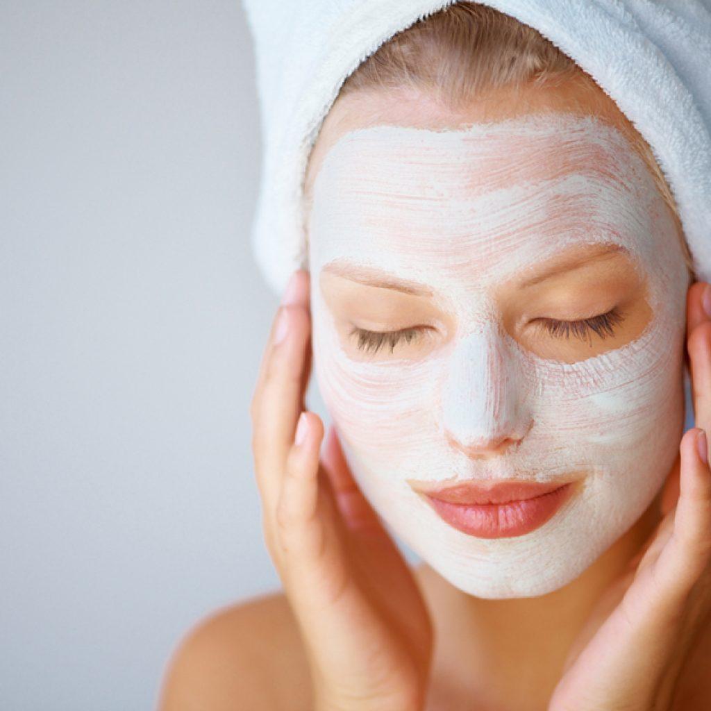 Убрать морщины на лице -маски