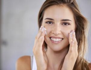 Крем для выравнивания кожи лица