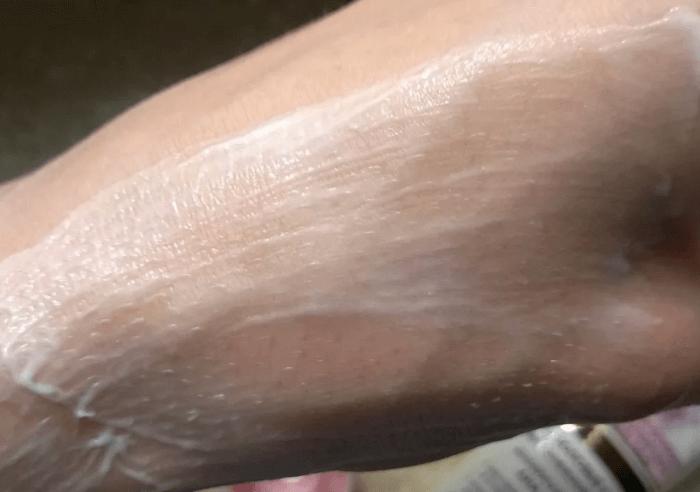 Проверка крема